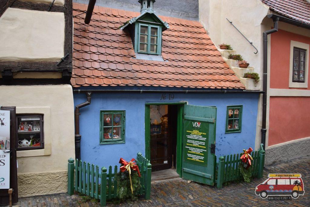 Прага, Золота вулиця