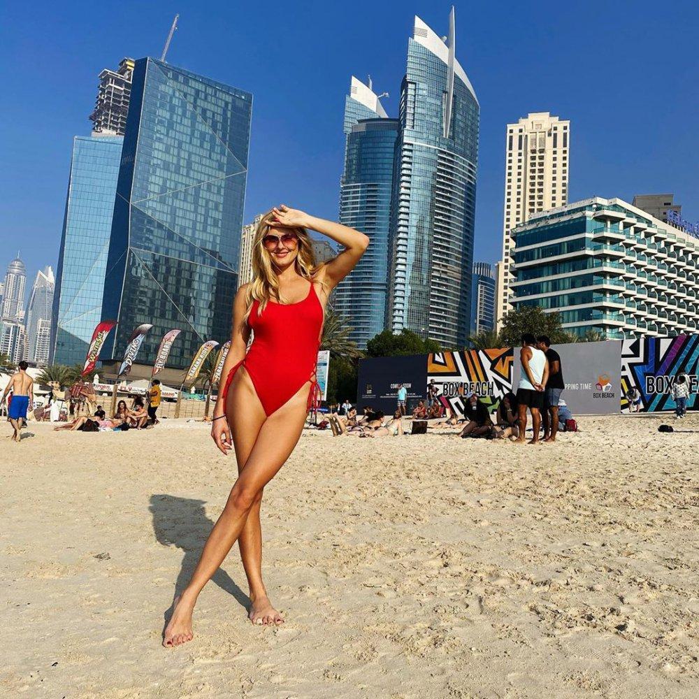 Федишин у Дубаях