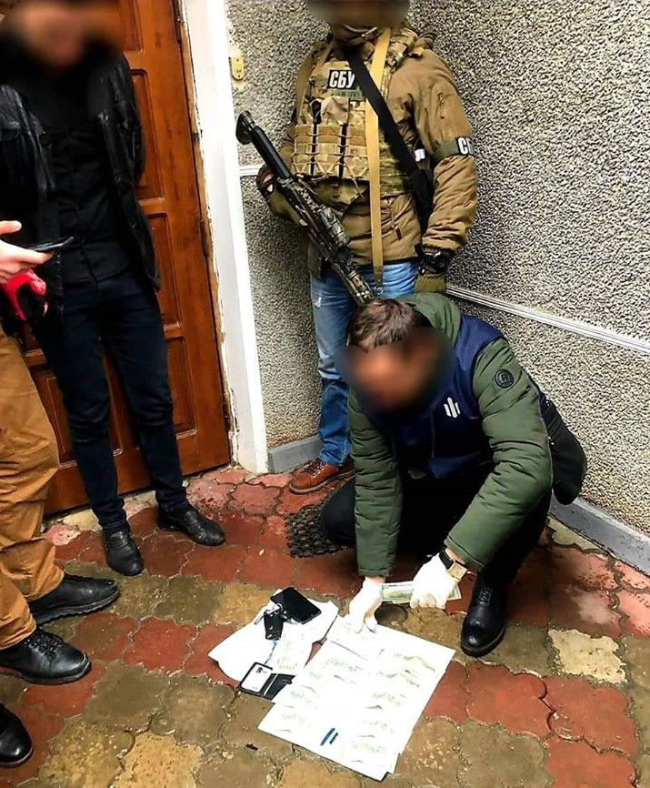 хабар поліція Городенка