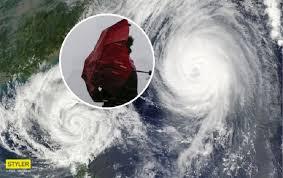 циклон Юлія