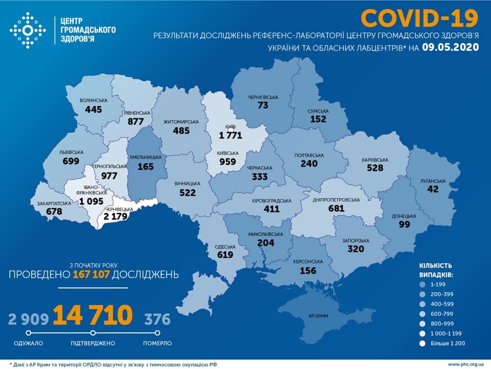 карта вірус 9 травня