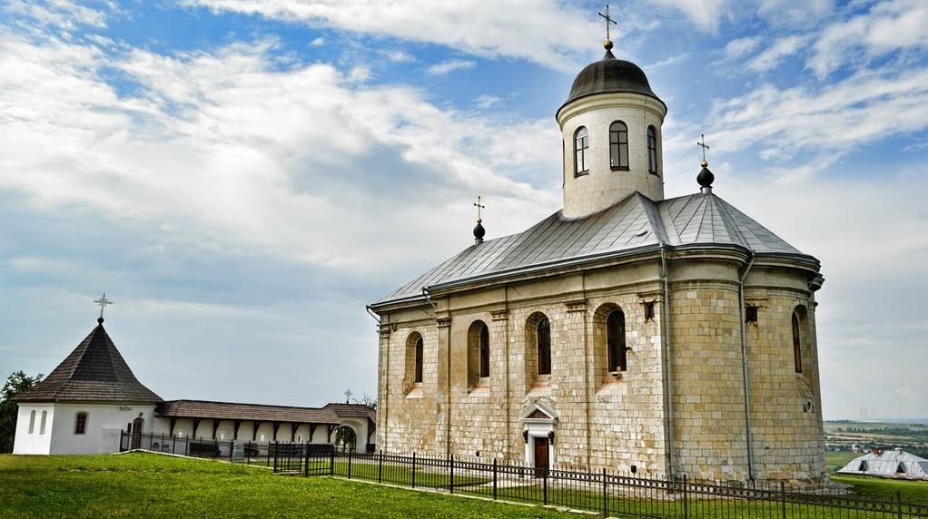 Крилос, церква Успіння Пресвятої Богородиці
