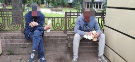 У Франківську муніципали затримали двох п'яних грабіжників