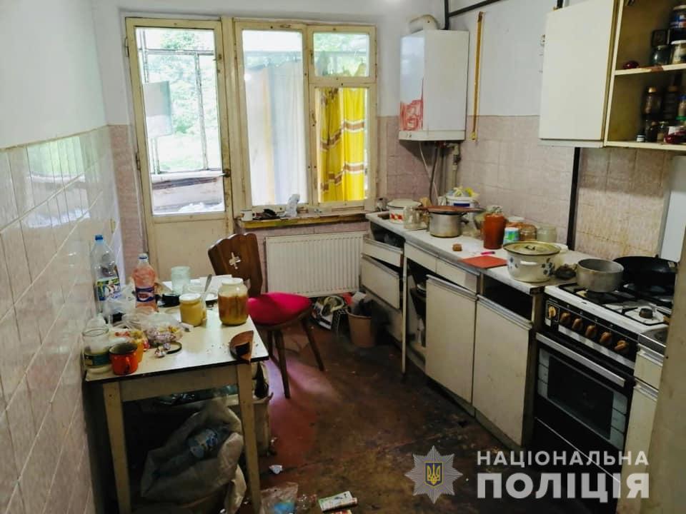 вбивство Івано-Франківськ