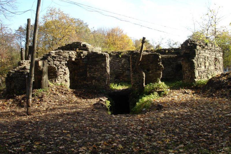 Надвірнянський замок