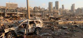 Вибух у Бейруті: 78 загиблих, майже чотири тисячі поранених (ВІДЕО)