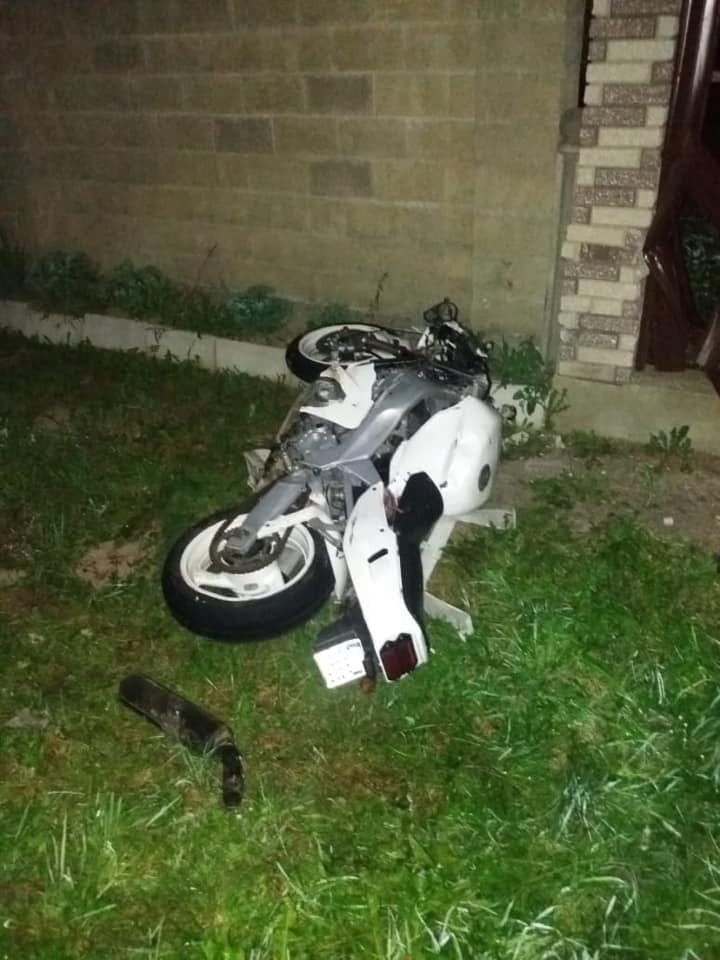 Прикарпатські поліцейські розслідують дві ДТП, у яких загинули мотоциклісти та травмувалися пасажири