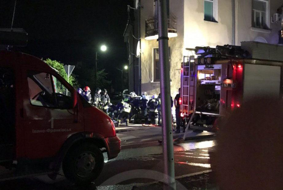 аварія Франківськ