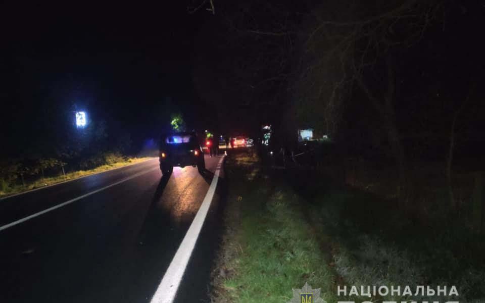Подробиці смертельної аварії на Прикарпатті: водій втік і залишив пасажирів помирати