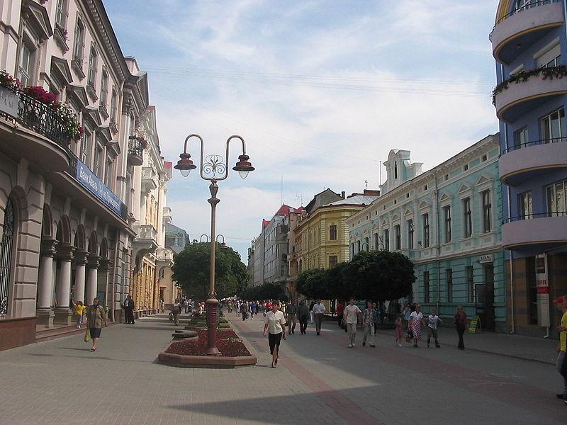 Івано-Франківськ, стометрівка