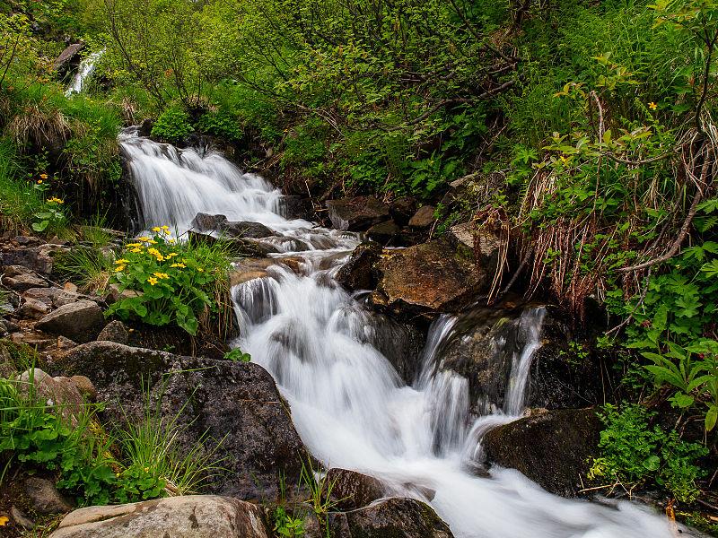 Дзембронські водоспади