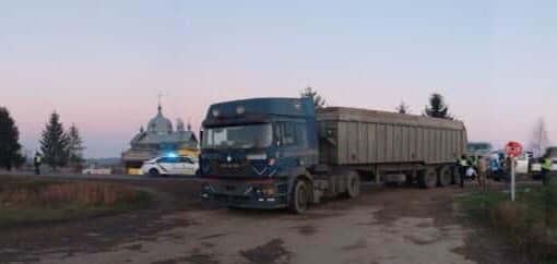 В Отинії у результаті аварії травмувалися двоє львів'ян (ФОТО)