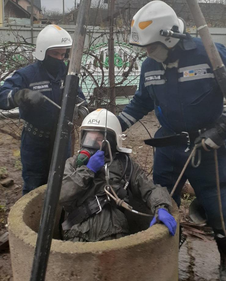 На Івано-Франківщині чоловік упав у колодязь і загинув