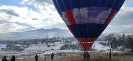 Рекорд України: спортсмен здійснив перший переліт через Карпати на повітряні кулі (ФОТО)