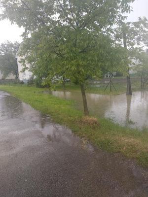 Калуш, дощі, потоп