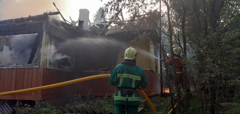 новини Прикарпаття, пожежа