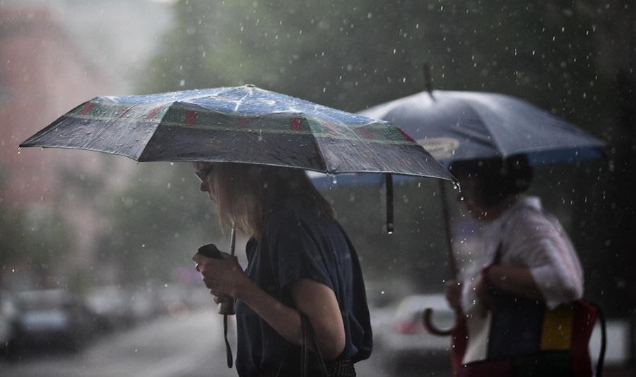 погода, дощ влітку