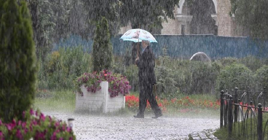 погода в Україні, дощ, гроза