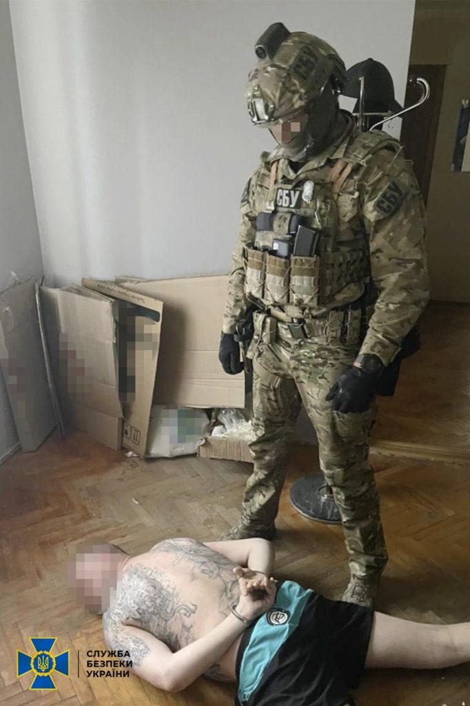 новини Франківська, затримання злочинця