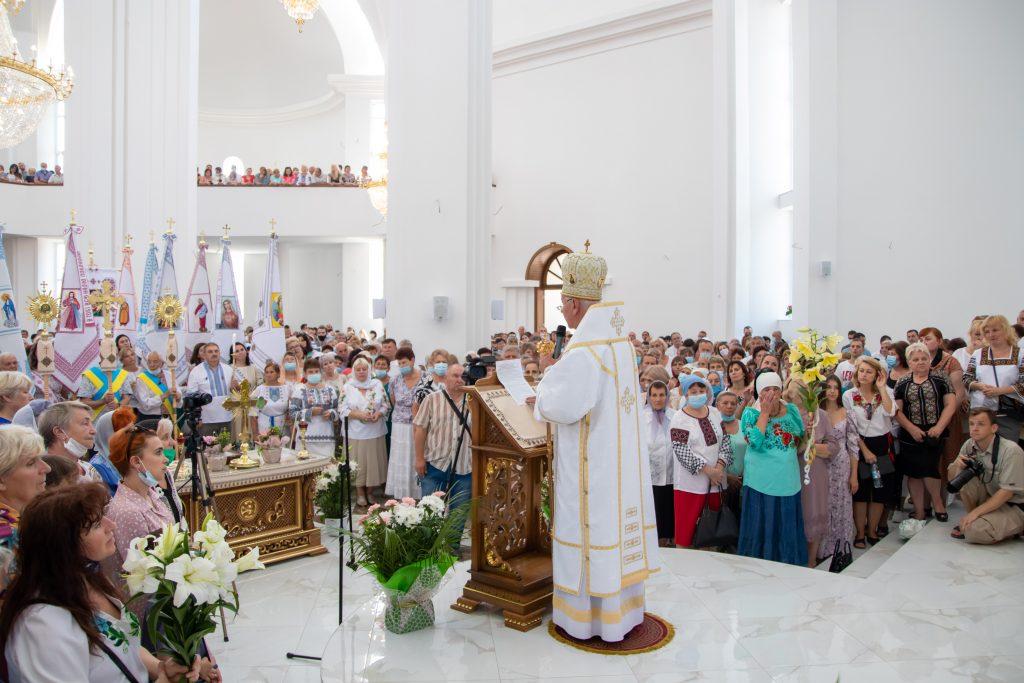 церква Володимира і Ольги, Івано-Франківськ