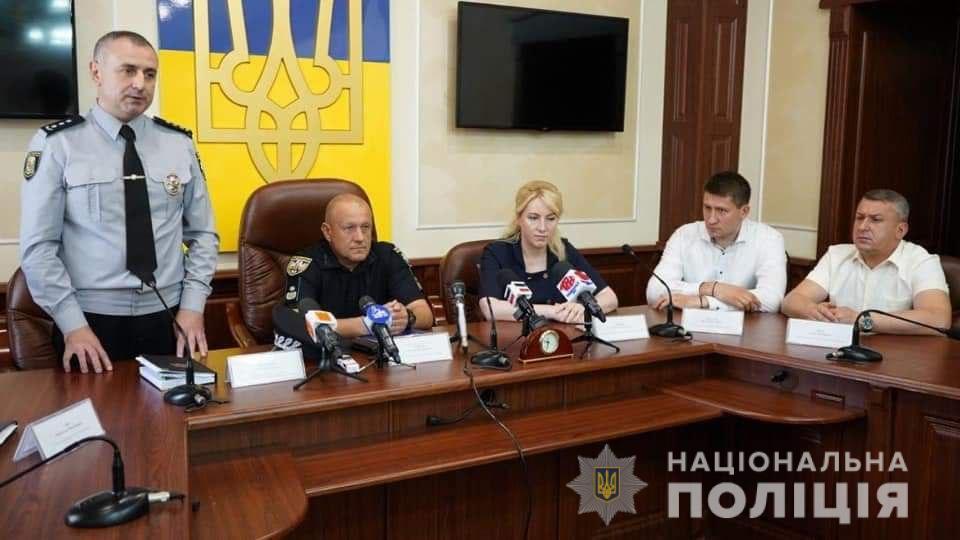 Сергій Безпалько, поліція Прикарпаття