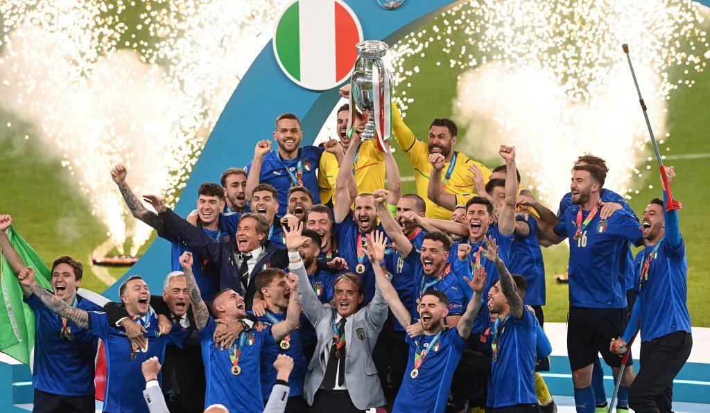 збірна Італії, Євро-2020