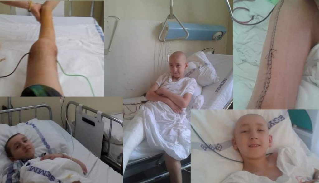 Максим Коваль, лікування