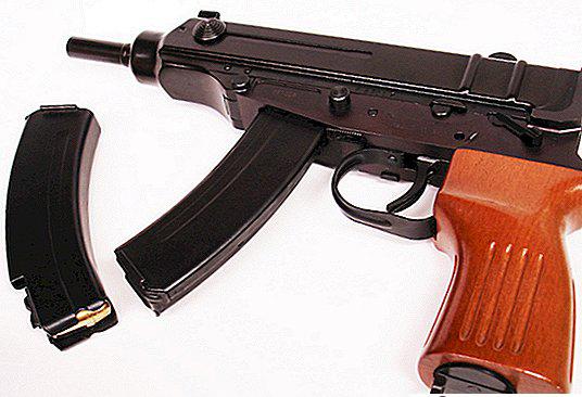 пістолет-кулемет