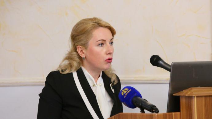 Світлана Онищук, Івано-Франківська ОДА
