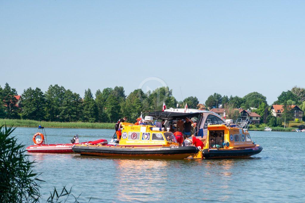 вертоліт, озеро Талти, Польща