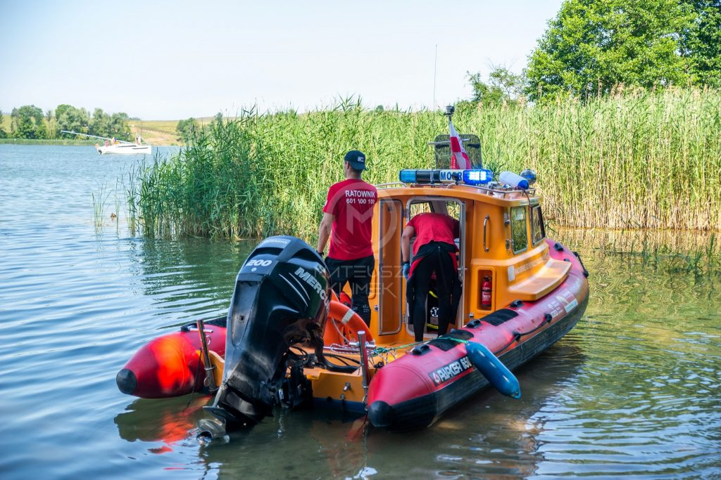 озеро Талти, Польща, рятувальна служба
