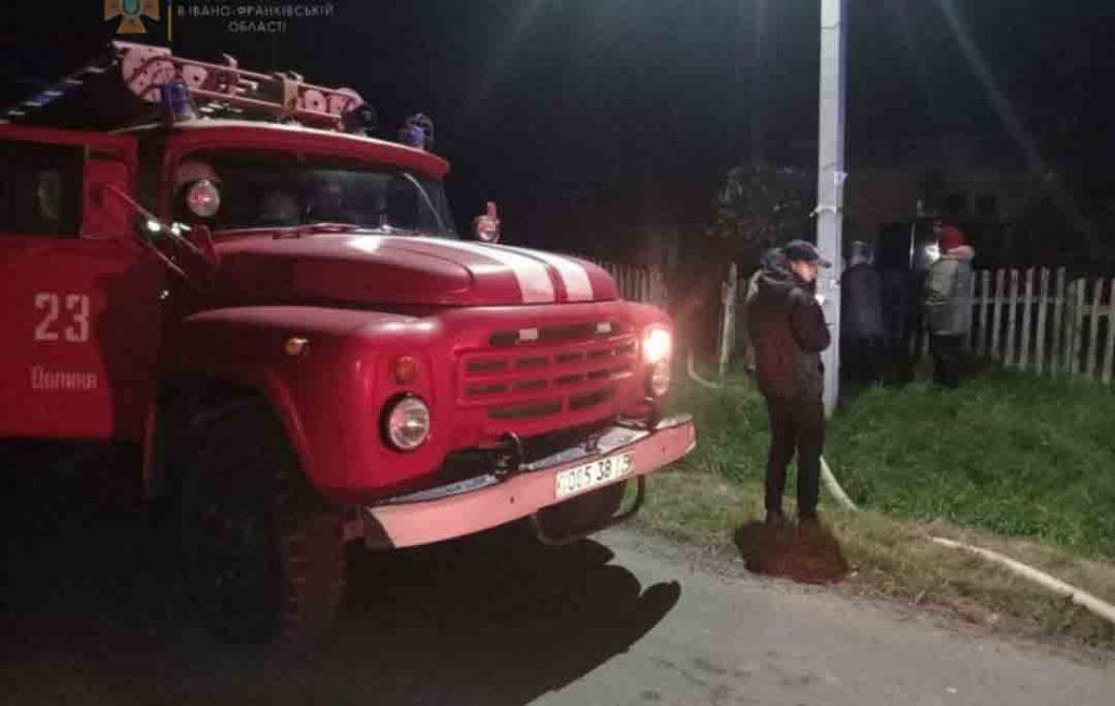 пожежа Яворів