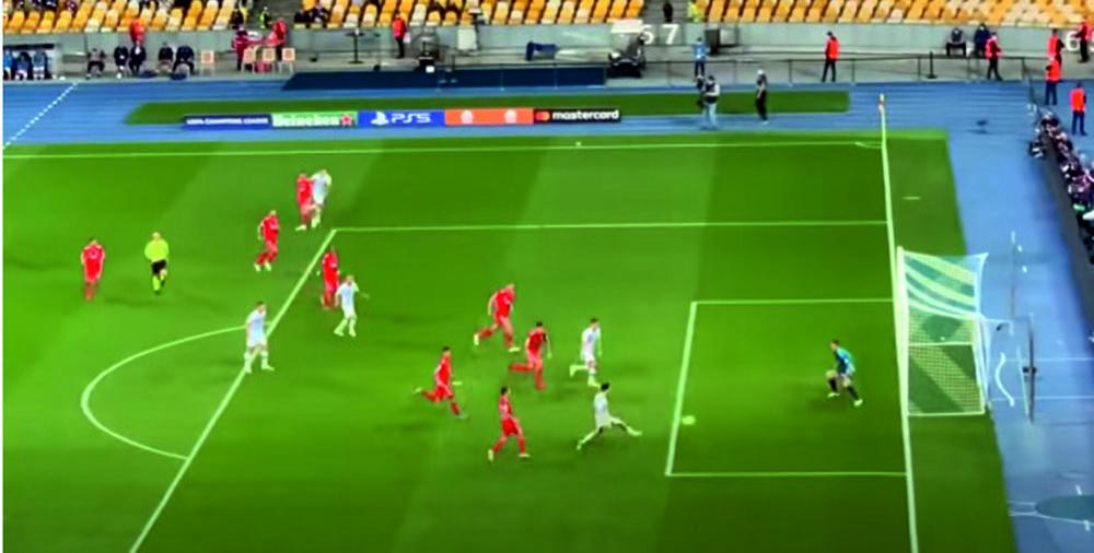 Незарахований гол: Динамо у Лізі Чемпіонів зіграло в нічию із Бенфікою (ВІДЕО)