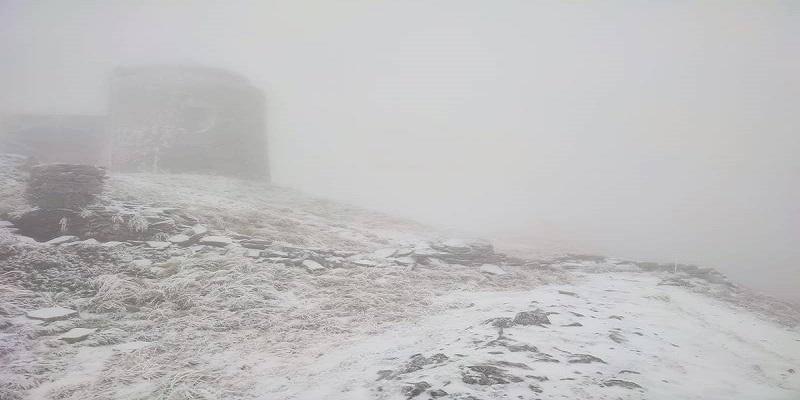 сніг і мороз