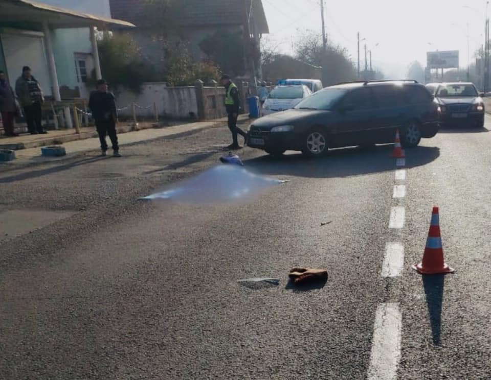 аварія у Снятині