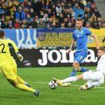 Україна - Боснія, гол Ярмоленка